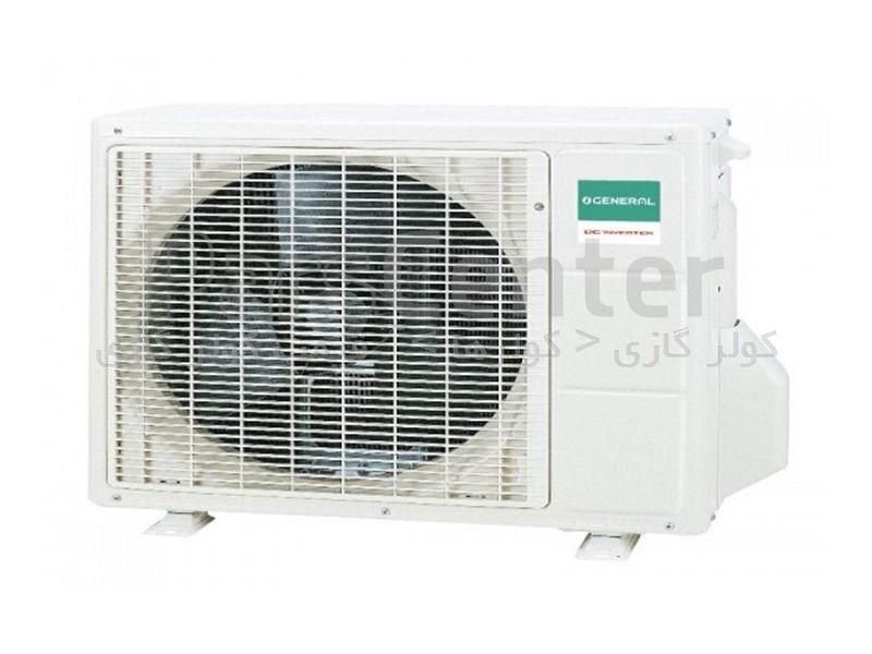 کولر گازی اجنرال-اینورتر 30000 سرما گرما|کلاس انرژی A