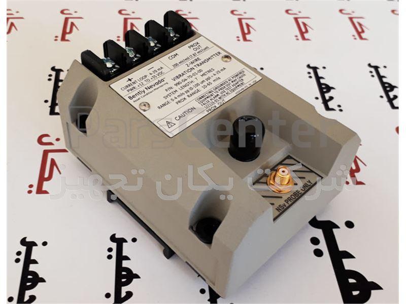 فروش و تامین پراکسیمیتی ترانسمیتر تراست 990 بنتلی نوادا (Bently Nevada 990 Thrust Transmitter)