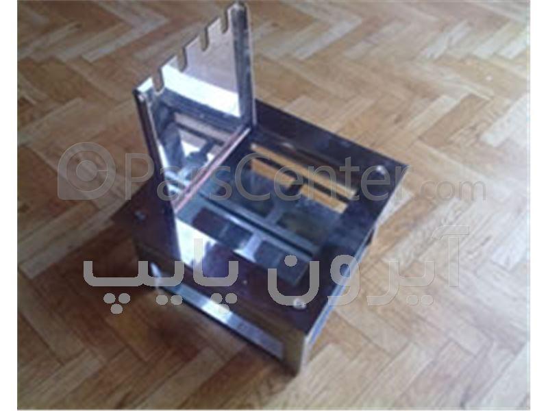 سه راهی درب دار لوله فولادی برق - گرم ؛ سه راهی درب دار لوله فولادی برق - مشکی ؛جعبه تقسیم آلومینیومی
