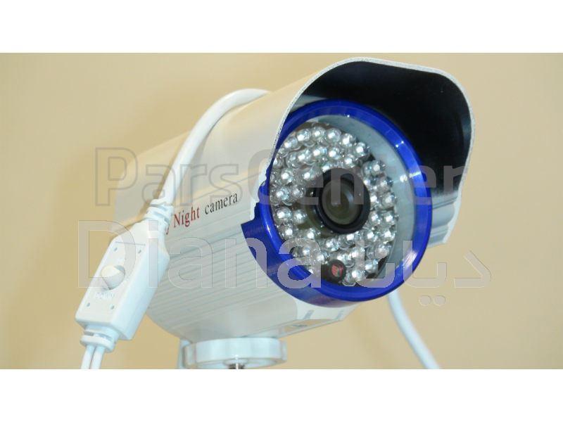 دوربین بولت فلزی HENGDA   604OSD