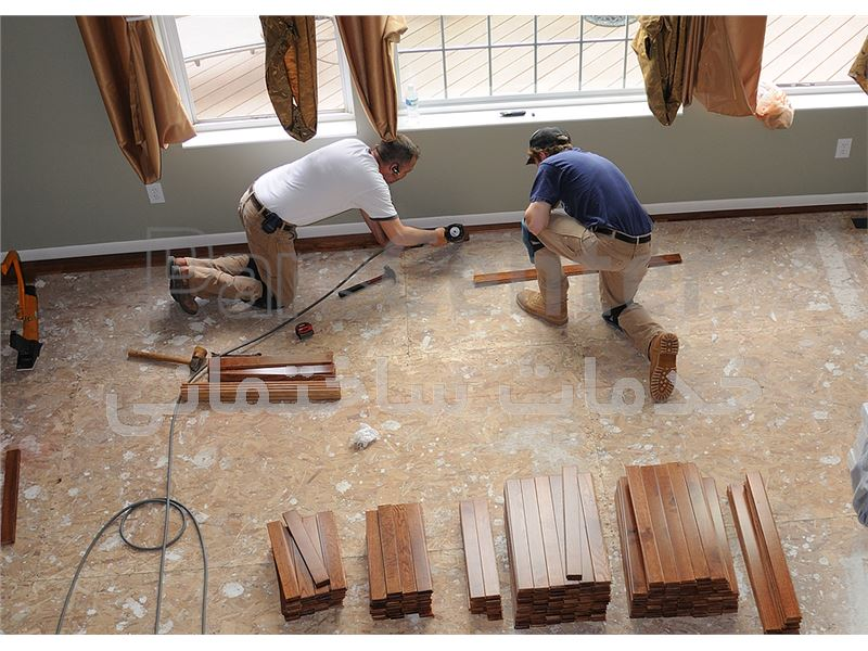 صفر تا صد بازسازی منزل با کمترین هزینه