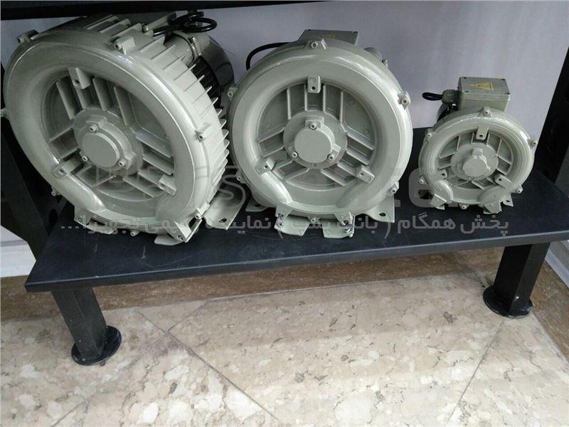 ساید چنل 0.11 کیلووات SPC ساخت چین مدل HG-90B