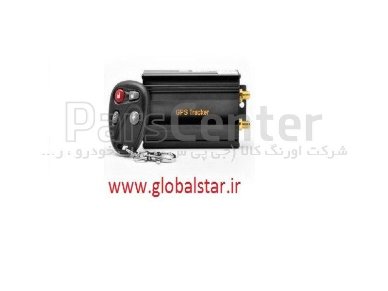 ردیاب خودرو دزدگیر ماهواره ای خودرو +TK103 B