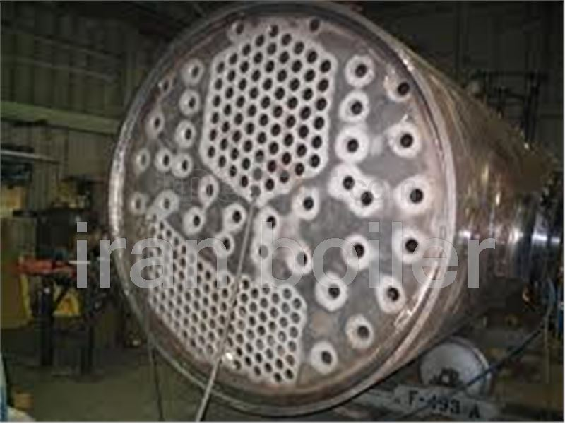 Marine Somke Tube Boiler Repair