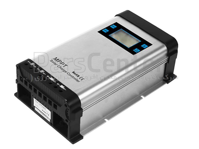 کنترل شارژر خورشیدی CARSPA MPPT 30