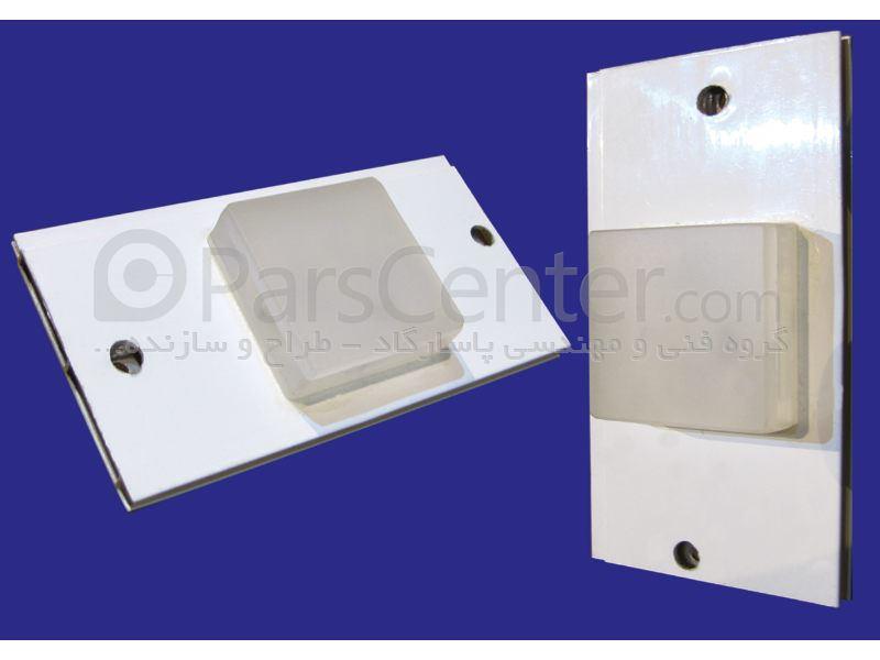 پروژکتور LED - مدل 30w بازداشتگاهی