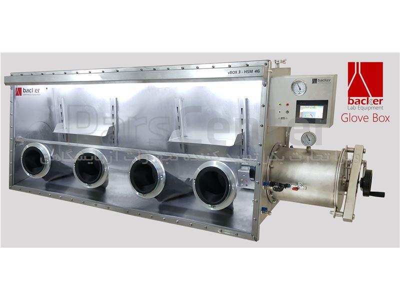 دستگاه اتمسفر کنترل شده مدل vBOX3 - HSM 4G