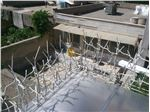 سقف حیاط خلوت (شهرک آزادی)