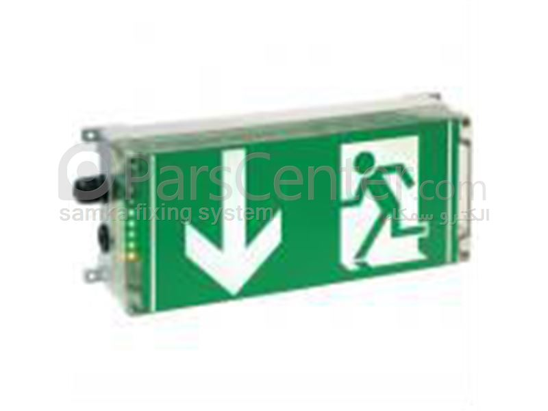Ex emergency luminaire exit for Luminaire ext