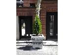 گلدان ورودی ساختمان/ کد H70