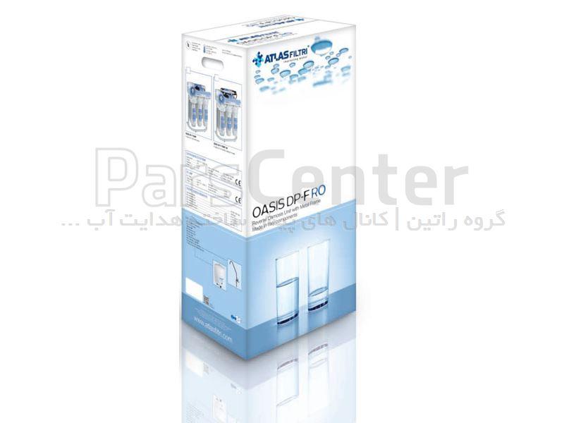 دستگاه تصفیه آب خانگی 6مرحله ای اطلس DP-F RO