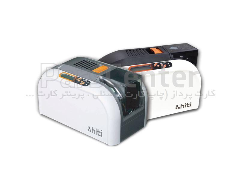 دستگاه چاپ کارت شناسایی PVC