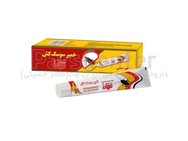 خمیر سوسک کش مهان