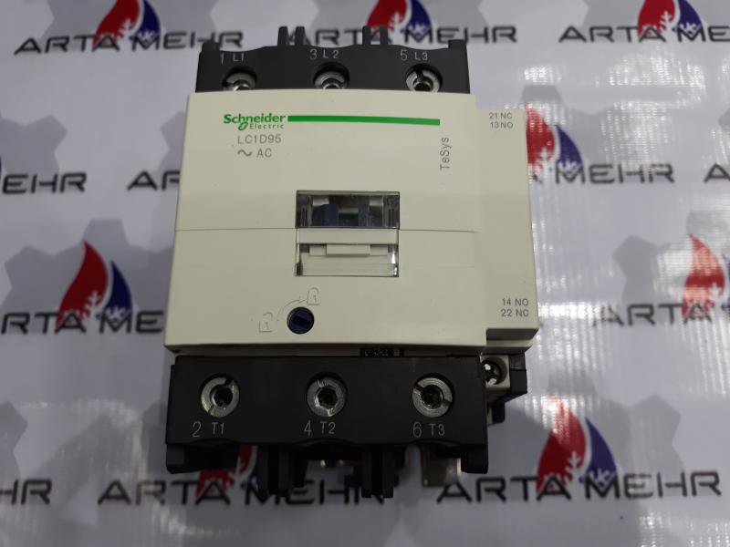 کنتاکتور schneider مدل LC1D95M7