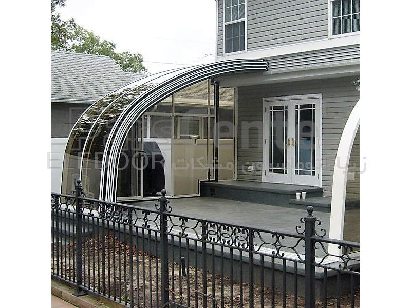 سقف متحرک ELEDOOR (سازه فلزی) (مدل MSR)