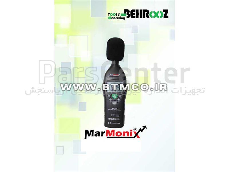 صوت سنج مارمونیکس مدلMarmonix MSL-761Marmonix Sound level meter MSL-761