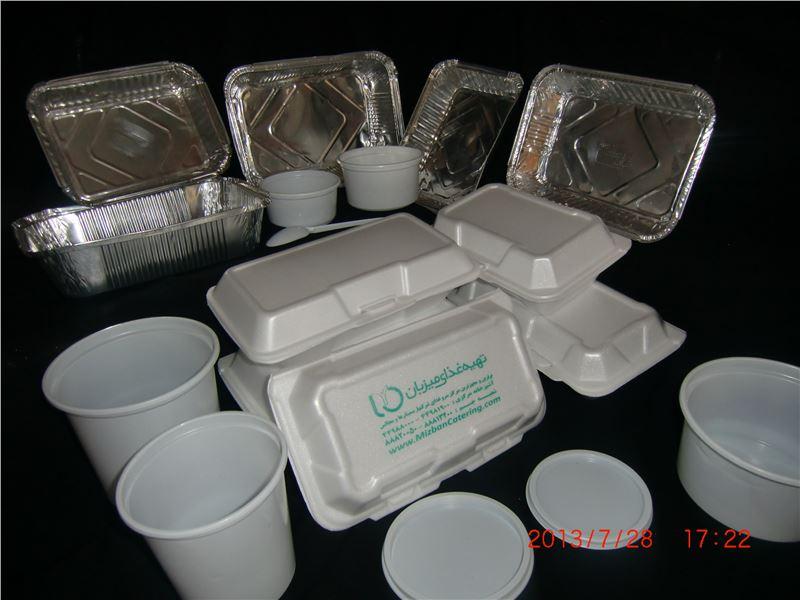 پخش ظروف یکبار مصرف نبوی