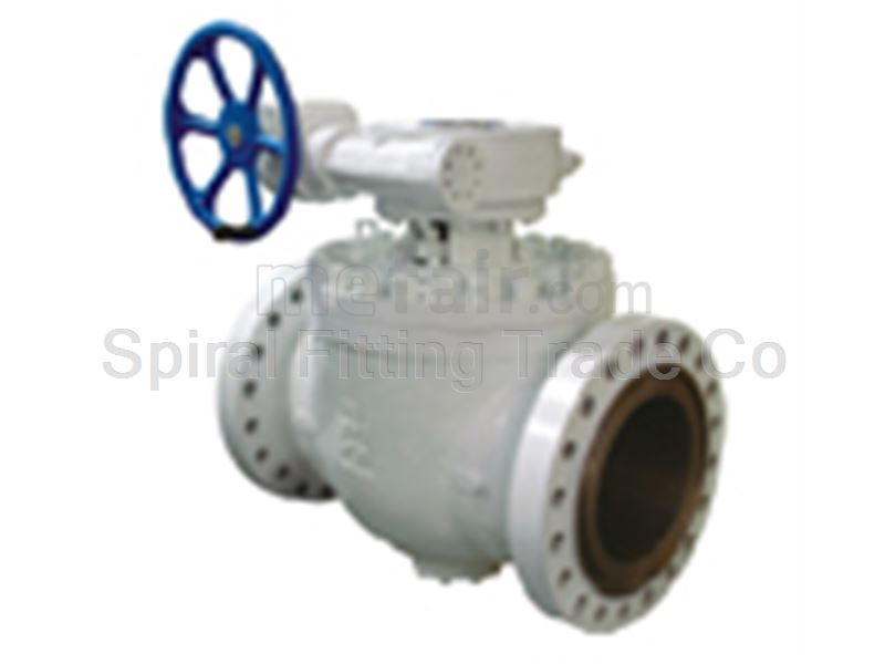 Gearbox Ball Valve Type 900