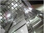 تزیینات و بازسازی تمام استیل کابین آسانسور