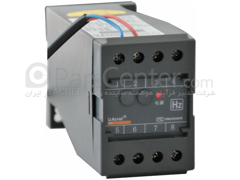 ترانسدیوسر ایزوله ضریب قدرت Power Factor شبکه برق مدل BD-PF