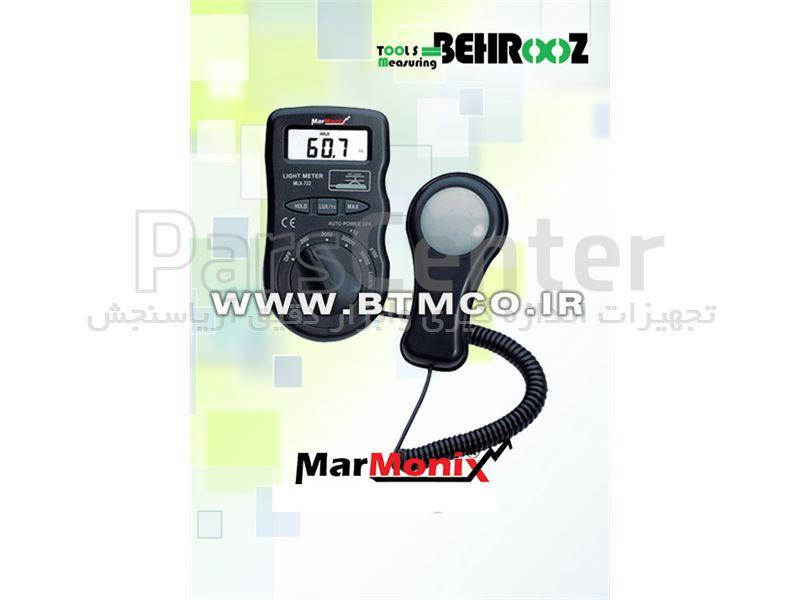لوکس متر و نورسنج مارمونیکس MARMONIX MLX-713 Marmonix Light Meter/Lux meter MLX-