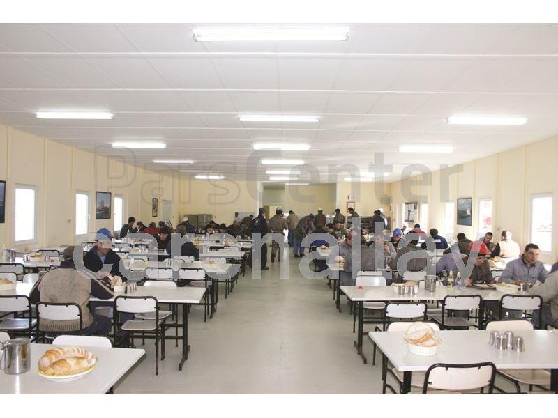 کمپ کارگری(ساندویچ پانل)