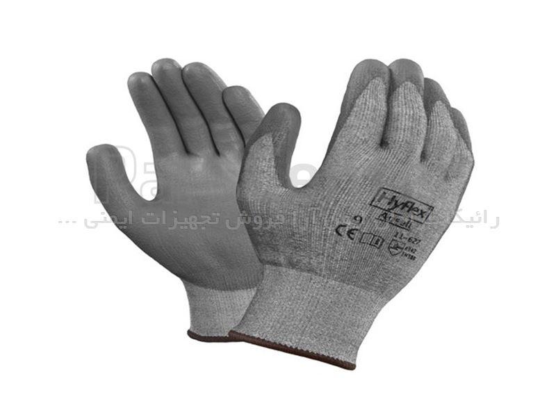 دستکش ایمنی Ansell مدل HYFLEX 11-627