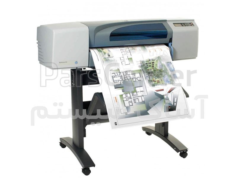 پلاتر 4 رنگ مدل اچ پی 500 | HP Designjet 500