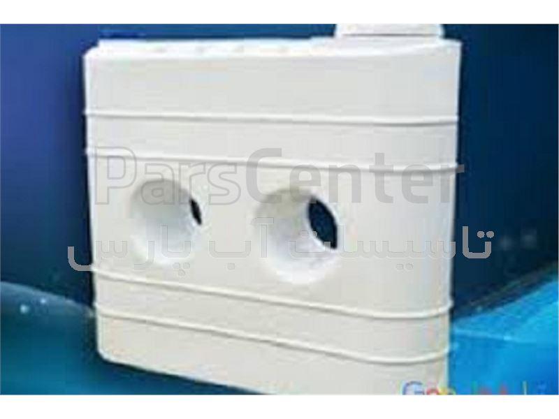 مخازن پلی اتیلن نگهداری مایعات 750 لیتر آسان رو