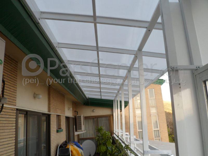 سیتم پوشش بالکن و تراس متحرک Balcony and terrace24