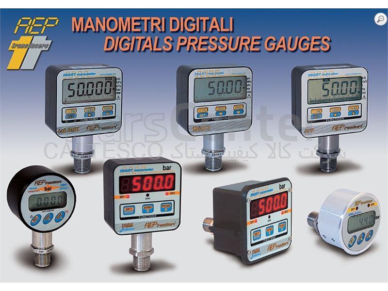 تست گیج دیجیتال فشار 700 بار