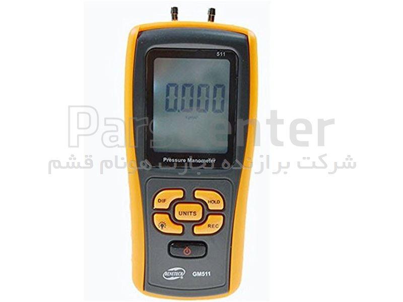 مانومتر و فشارسنج بنتک مدل GM511