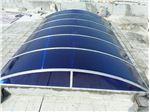 پوشش سقف پلی کربنات PPG8