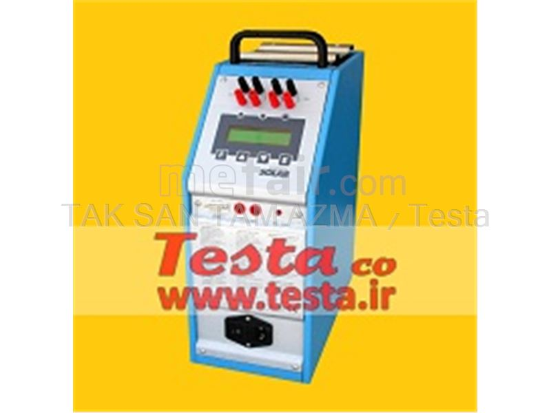 Dry block temperature calibrator, Model : SOLAR, Up to 1100c