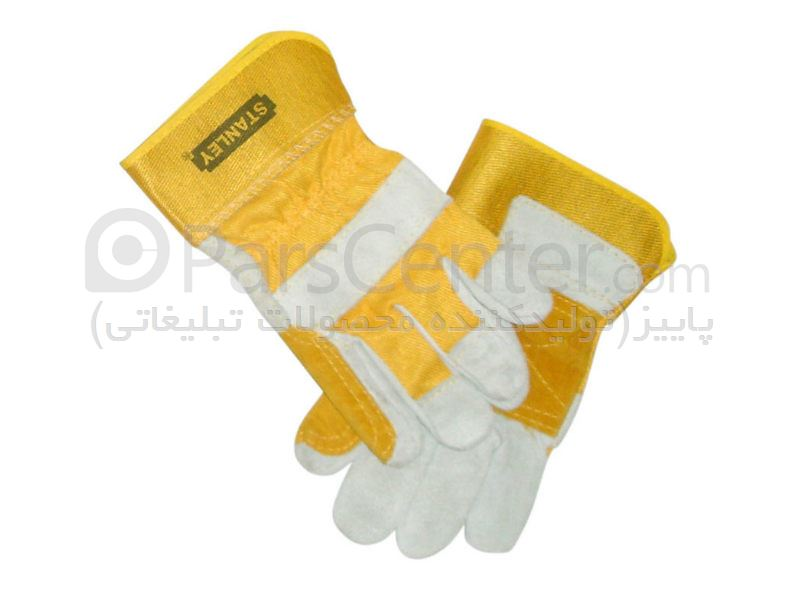 دستکش کار چرمی | کد g101