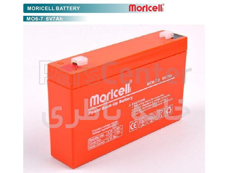 باتری ماشین شارژی کودک موریسل