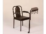 صندلی نماز فلزی سبد دار