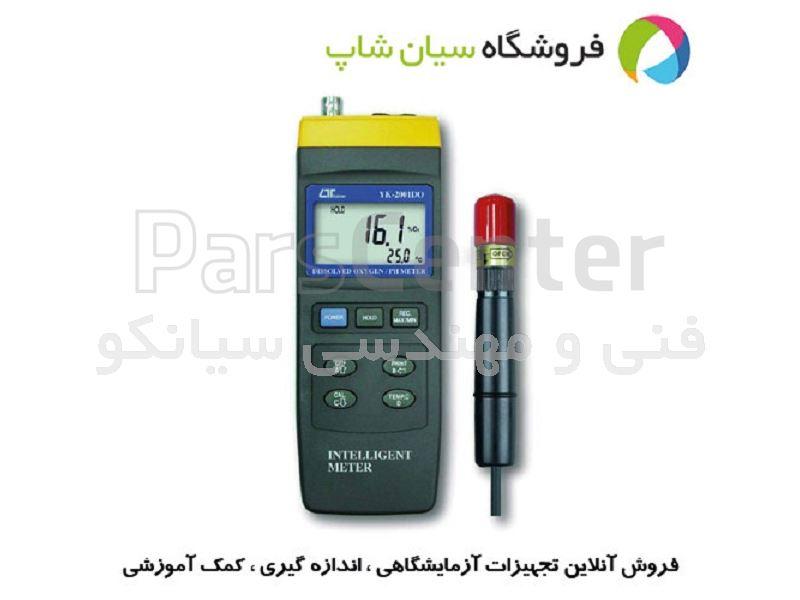 DO متر یا اکسیژن متر ارزان قیمت مدل LUTRON YK2001DO