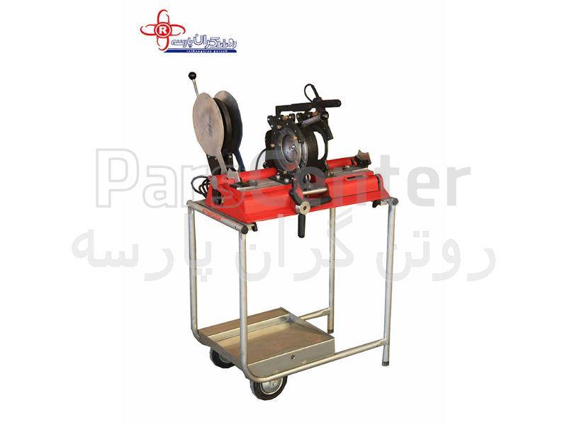 قیمت دستگاه جوش پلی اتیلن فاضلابی مدل DF50-R160