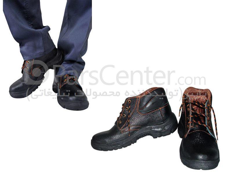 کفش ایمنی کار | کد W101