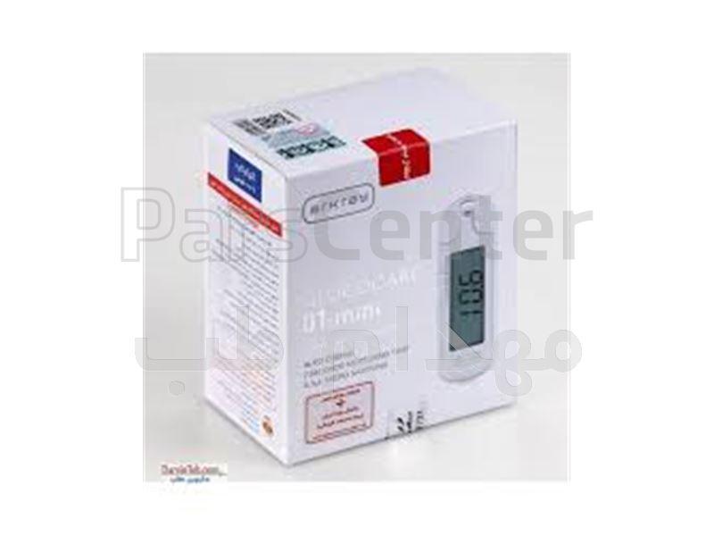 دستگاه قند خون گلوکوکارد  01