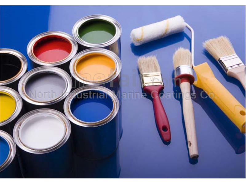 Special paints for Sheets & Cans