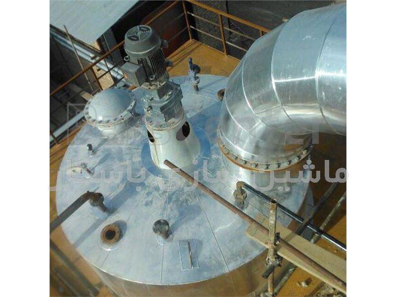 راکتور شیمیایی  Chemical Reactor
