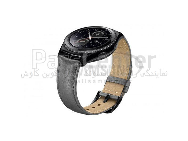 Samsung Gear S2 Classic Band Gray بند ساعت خاکستری گییر اس 2 کلاسیک سامسونگ