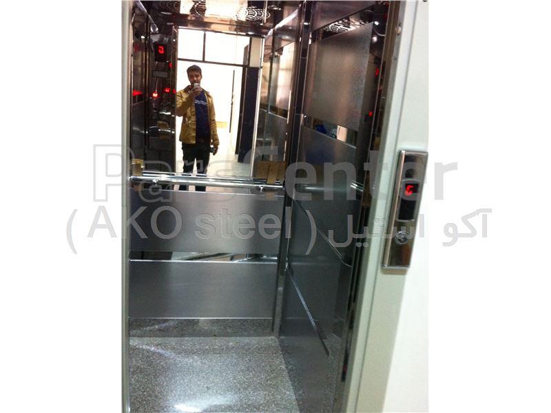 دکور کابین آسانسور