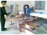 دستگاه CNC هوابرش کیوان(مدل بر)
