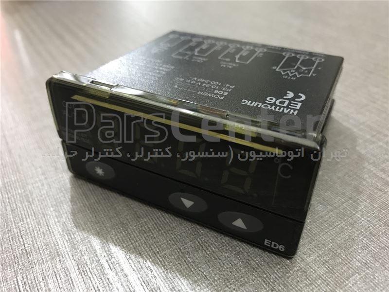 کنترلر دما ED6-FPMAP4