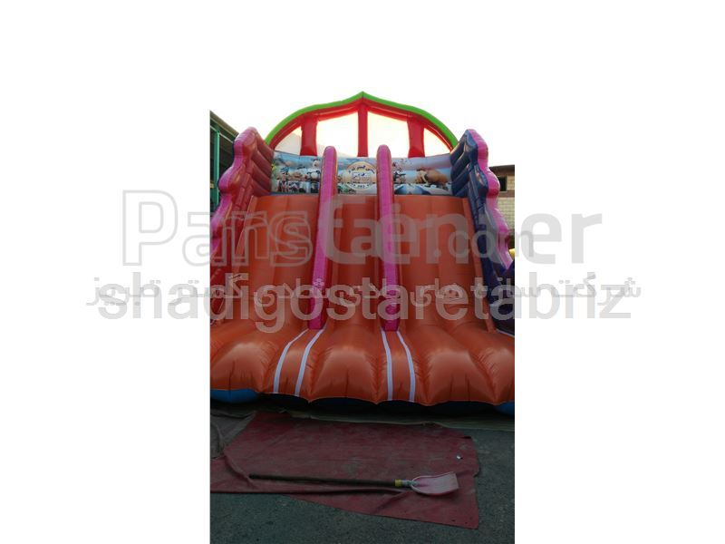 Inflatable play equipment code 13