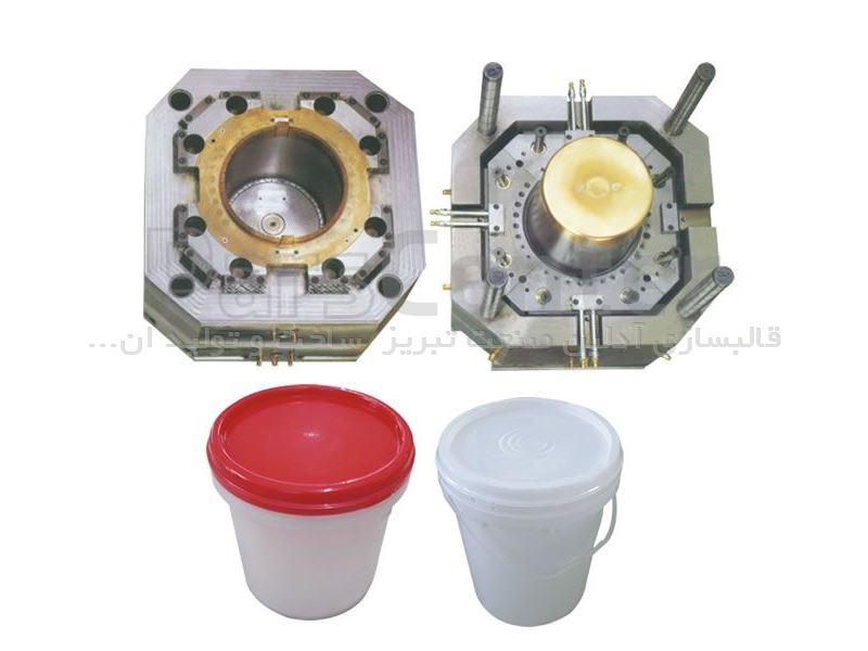 ارائه خدمات قالبسازی و ساخت و تولید انواع قالب های تزریق پلاستیک
