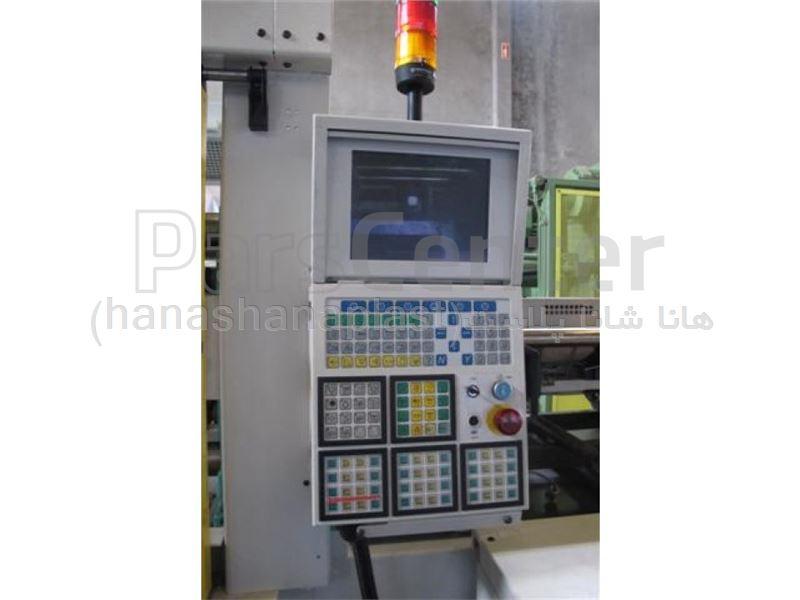 دستگاه تزریق پلاستیک 130 تن arburg المان